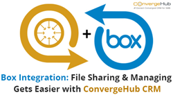 Box Integration With ConvergeHub CRM