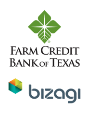 Farm Credit Bank of Texas & Bizagi