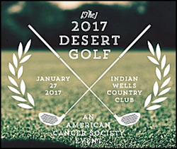 2017 Desert Golf Invitational
