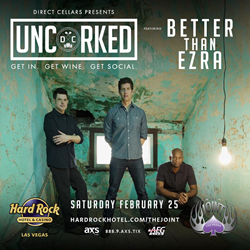 Better Than Ezra Opens For Direct Cellars