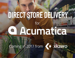 DSD for Acumatica cloud ERP