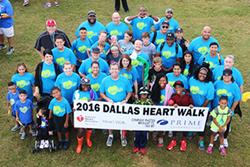 vista college 2016 heart walk