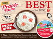 A Year of Honors - Prairie Farms Cottage Cheese was the Best-of-Best Winner in 2016