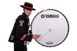 Texas Tech University's Goin' Band from Raiderland Marches with Yamaha Marching Percussion