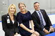 Denyse Bales-Chubb, President and CEO of Florida Hospital Wesley Chapel, Hope Allen, President and CEO of Greater Wesley Chapel Chamber of Commerce and Mike Moore, Pasco County Commissioner Mike Moore