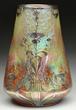 Loetz Silver Overlay Phanomen Vase, Estimated at $12,000-15,000.