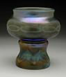Tiffany Tel-El-Amarna Vase, Estimated at $3,000-4,000.