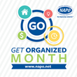 GO and Find the NAPO Professionals to Help you Stay Organized and Productive all year round