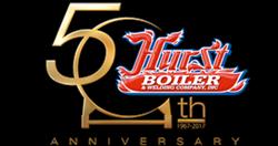 Hurst Boiler & Welding Co. Est. 1967.