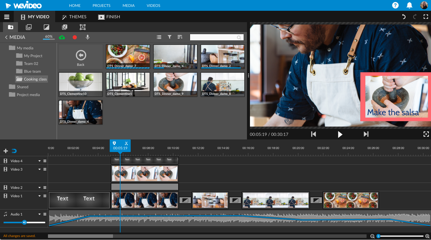 WeVideo JumpStart Transforms the Video Editing Landscape by Unifying Benefits of Desktop- and Cloud-Based Video Editing into One Powerful Full-Featured Solution