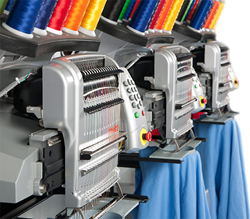 Melco EMT16 PLUS Embroidery Machines