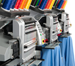 Melco Releases the EMT16 PLUS Modular Embroidery System