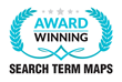 LexisNexis Wins Best Search Project of 2016 for Search Term Maps