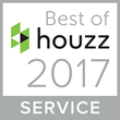 Moss Building and Design Awarded Best of Houzz 2017 For Sixth Consecutive Year