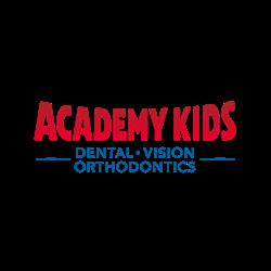 Academy Kids Dental Vision and Orthodontics Logo