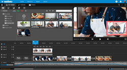 WeVideo enables users with 4K media files to take advantage of the entire WeVideo creative palette