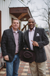 Jeff Jackson founder and CEO, Billy Sims co-founder and CEO Billy Sims BBQ