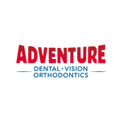 Adventure Dental Vision and Orthodontics Logo