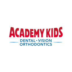 Academy Kids Dental Vision and Orthodontics Logo