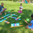 Word Scramble - outdoor games indoor games