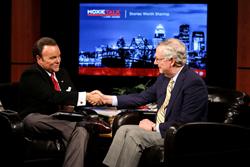 Kirt Jacobs interviews Senator Mitch McConnell