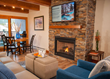 Vail Platinum-ranked Antlers at Vail offers family-friendly condominiums with spacious living rooms to spread out and gas fireplaces to get cozy after a day skiing Vail, CO, or just playing in the sno