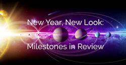 NASA celebrates episode milestone with a new look.