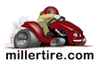 Miller Tire Co. Named Official Tire Sponsor of STA-BIL Lawn Mower Racing
