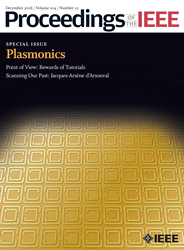 Plasmonics, Proceedings of the IEEE, IEEE, Science