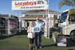 Lazydays Awards Sweepstakes Winner $5,000 Fuel Card