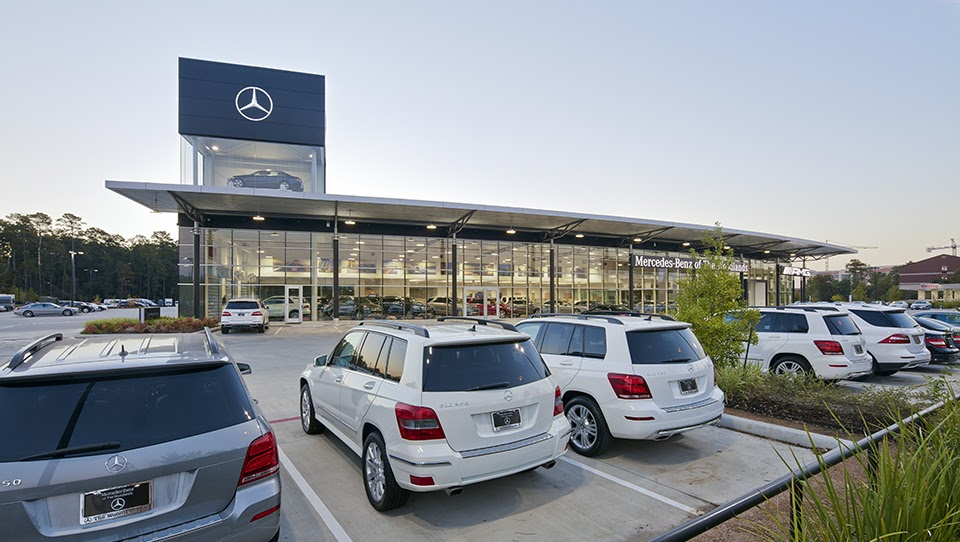 Mercedes benz of the woodlands wins 2017 dealerrater for Mercedes benz of the woodlands