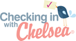 Checking In With Chelsea Logo