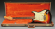 1961 Fender Stratocaster Electric Guitar, Estimated at $3,000-5,000.