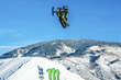 Monster Energy's Joe Parsons Wins in Snowmobile Freestyle at X Games Aspen 2017