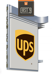 Downtown Kansas City's first UPS Store located at East 9 at Pickwick Plaza