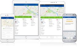 Dropoff Mobile App