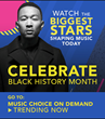 Music Choice Celebrates Black History Month On Demand