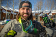 Monster Energy's Brett Turcotte Wins Silver in Snowmobile Best Trick at X Games Aspen 2017