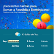 Lower rates to call the Dominican Republic with LlamaRepublicaDominicana.com