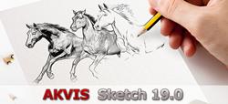 AKVIS Sketch 19
