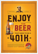 Communication Arts Magazine Features Lake Louie Brewing Poster Series
