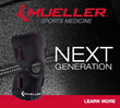 Mueller Sports Medicine Introduces the Next Generation of Knee Support