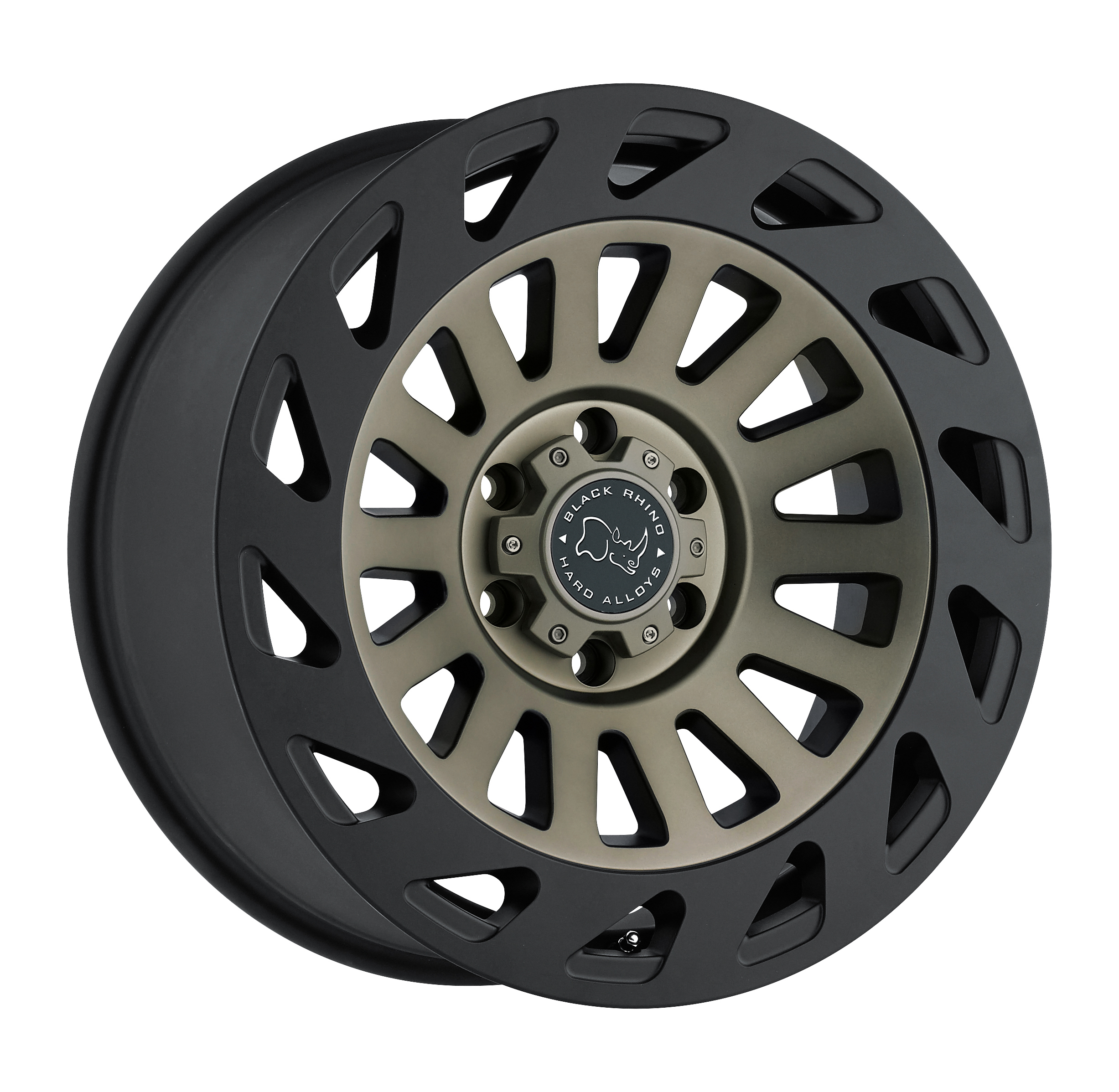 Black Rhino Truck Wheels Introduces The Madness Wheel With