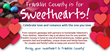 Franklin County Visitors Bureau Invites Sweethearts to Celebrate Valentine's Day in Franklin County