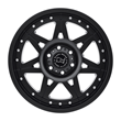 Black Rhino Truck Wheels Introduces the Hammer - A Rugged Take On a Seven Spoke Design