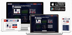 Social422, the new football social network is live and available on desktop, mobile and App