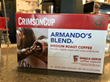 Crimson Cup Armando's Blend single-serve coffee capsules