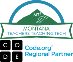 Montana Teachers Teaching Tech Logo