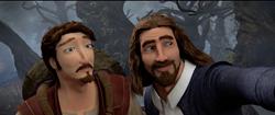 The Pilgrim's Progress Scene