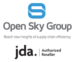 Open Sky Group is an Authorized Reseller of JDA WMS, WLM and TMS.